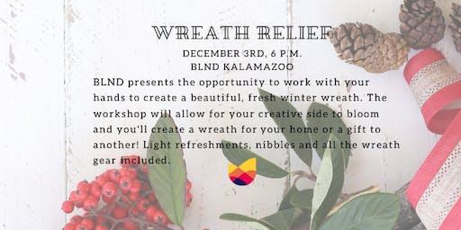 Wreath Relief: Winter Wreath Workshop