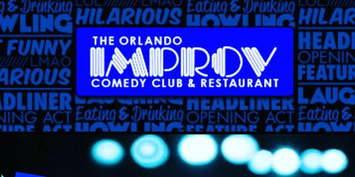 Stand-Up Comedy Open Mic at Orlando Improv