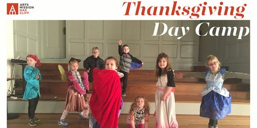 Thanksgiving Day Camp