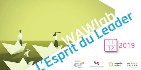 WAWlab L'Esprit du Leader billets