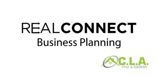 Business Planning for 2020!