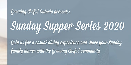 Sunday Supper Series - May Adult Ticket tickets