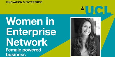 Women in Enterprise Network Event: Leadership in a Startup