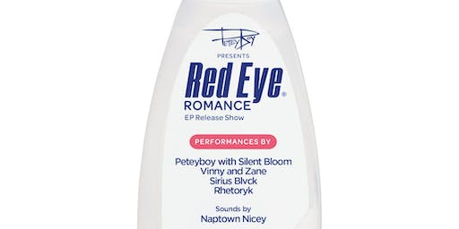 Peteyboy Presents Red Eye Romance EP Release Show