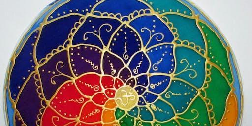 Hoop Silk Painting Workshop