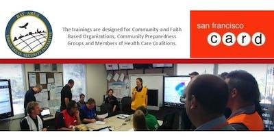 BA UASI Government Coordination with Community Based Organizations - San Francisco