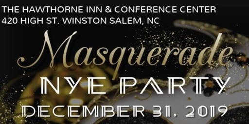 Masquerade NYE Party
