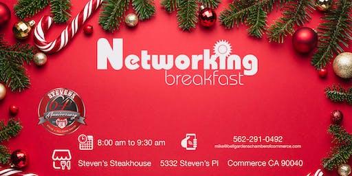 Networking Breakfast 3.0
