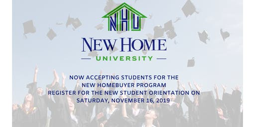 New Home University and Lennar Homes Present: NHU New Student Orientation