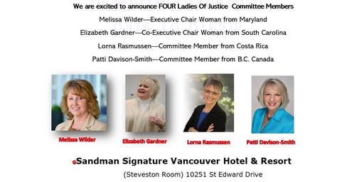 Dare To Dream Ladies Of Justice in Metro Vancouver