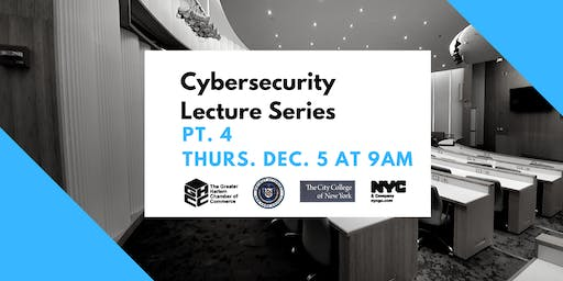 Cybersecurity Lecture Series