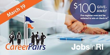 RI Career Fair tickets