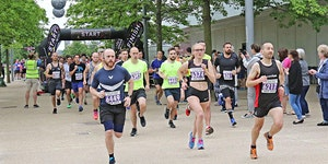 Royal Parks 10k Winter Series - QE Olympic Park Sunday...