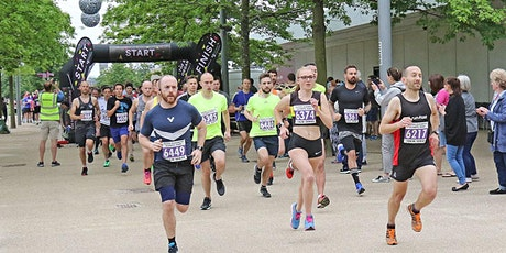 Royal Parks 10k Winter Series - QE Olympic Park Sunday 26 January tickets
