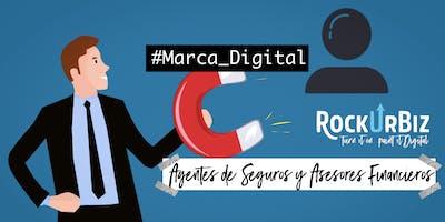 RockUrBrand: Marca Digital para Agentes de Seguros y Asesores Financieros