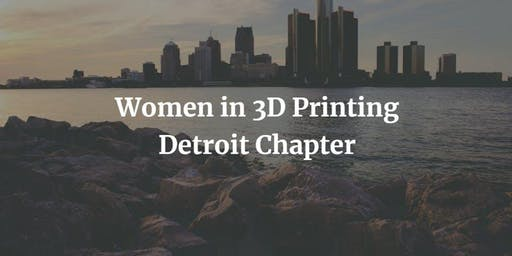 Women in 3D Printing Detroit - MaterialiseTour