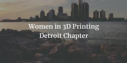 Women in 3D Printing Detroit - MaterialiseTour