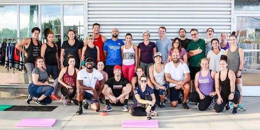 F45 Monday and Wednesday Boot camps