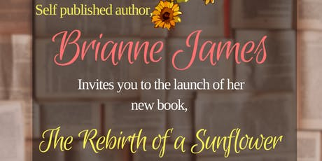 The Rebirth of a Sunflower Book Launch tickets