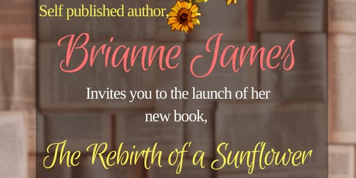 The Rebirth of a Sunflower Book Launch
