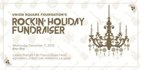 Rockin' Holiday Fundraiser tickets
