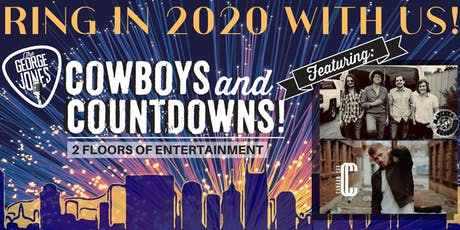 The George Jones New Years Eve: Ring in 2020 With Us!  tickets