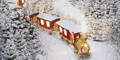 Explorers toddler group presents: Christmas activity morning, pretend to catch the snow train to a land of fun