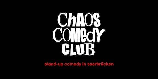 Chaos Comedy Club  - Saarbrücken Vol. 10