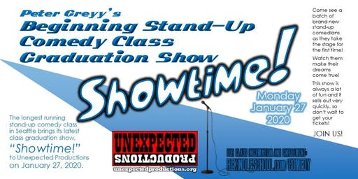 SHOWTIME! Class Graduation Show