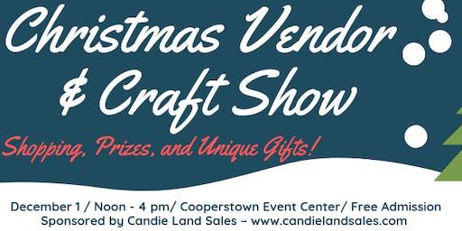 Christmas Marketplace Vendor & Craft Show