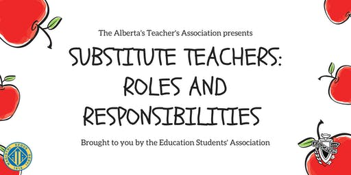Substitute Teachers: Roles and Responsibilities