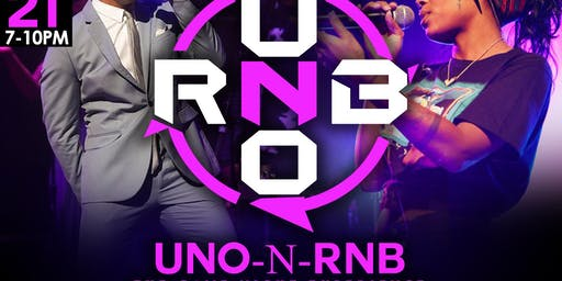 UNO-N-RNB | Game Night Party at Detroit Shipping Company | 7pm-10pm (Free)