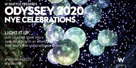 Odyssey 2020  NYE Celebration tickets