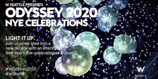 Odyssey 2020  NYE Celebration