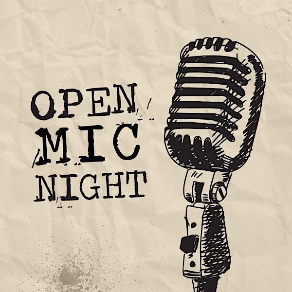 Open mic w/Charlie