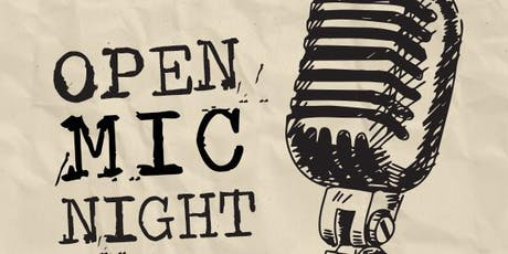 Open mic w/Charlie tickets