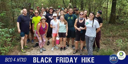 HTXO & BCO Black Friday Hike