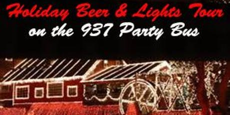 Tues, Dec 17th  Holiday Lights Tour tickets