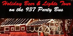 Tues, Dec 17th  Holiday Lights Tour