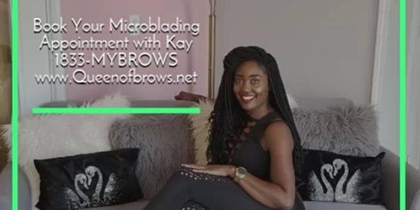 Queen of Microblading :3 Day Microblading Training Certification in DC Area February 2020  tickets