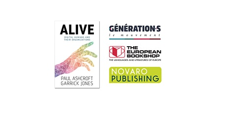 ALIVE Digital Humans and their Organizations tickets