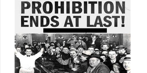Puttin on the Ritz-End of Prohibition Party