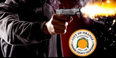 City of Orange CCTA Full Scale Exercise