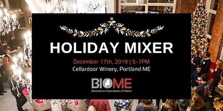 BioME Holiday Mixer tickets