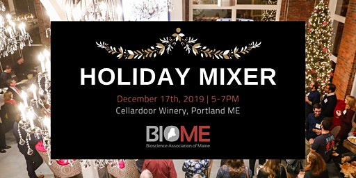 BioME Holiday Mixer