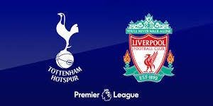 VIP Sports Bar Tottenham v Liverpool at the Vale Vault
