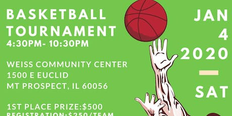 Charity Basketball Tournament tickets