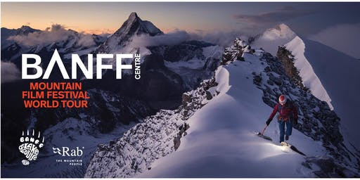 Banff Mountain Film Festival - World Tour - Sudbury Show, 2020