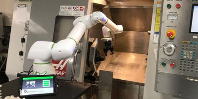 Lunch 'N Learn: The Cobots are Coming! An Introduction to Collaborative Industrial Robots