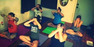 Yogic Breath and Mantra